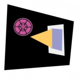 Logo of Vinaròs AGUSTÍ COMES Short film Festival