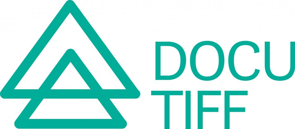 Logo of DocuTIFF - Tirana International Documentary Film Festival