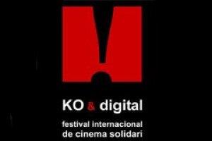 Logo of Ko&Digital Festival de Cine Solidario