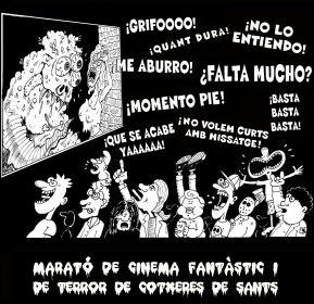 XXX Maratón de Cine Fantástico y de Terror de Sants
