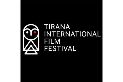 Logo of 地拉那国际电影节
