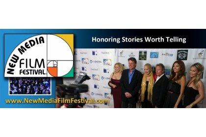 Logo of New Media Film Festival
