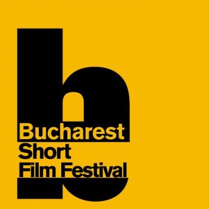 Logo of Bucharest Short Film Festival