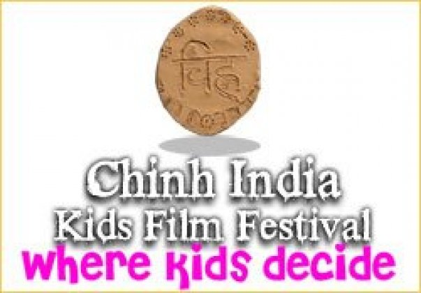Logo of International CHINH INDIA KIDS FILM FESTIVAL