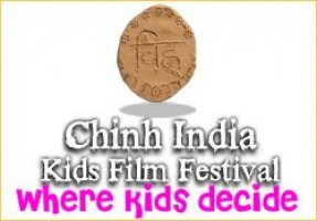 Logo of International CHINH INDIA KIDS FILM FESTIVAL