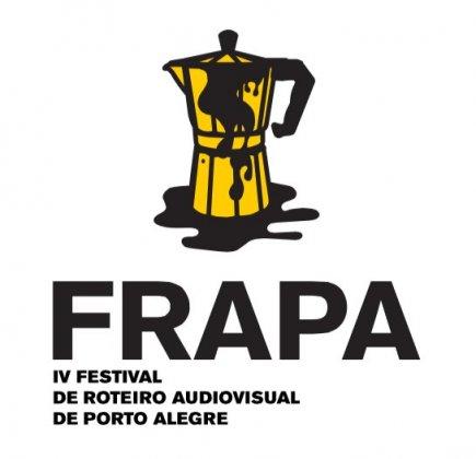Logo of FRAPA - Festival de Roteiro Audiovisual de Porto Alegre