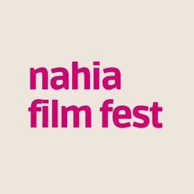 Logo of nahia film fest, International Short Film Festival about sex, gender, diversity and eroticism