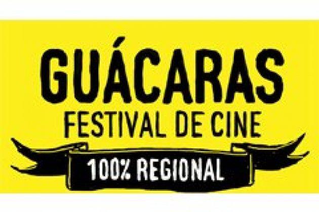 Logo of Guácaras 3º Festival de Cine 100% regional
