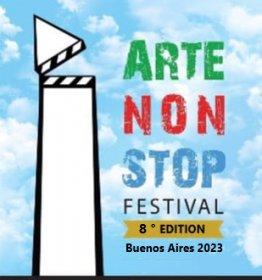 Logo of Arte Non Stop Festival  /  International Film and Art Festival