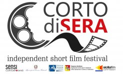 Logo of Corto di Sera - Independent Short Film Festival