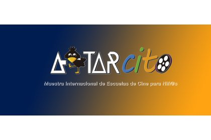 Logo of A-TARcito: international showcase of cinema for kids