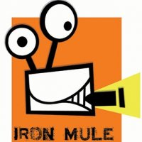 Logo of Iron Mule Film Festival