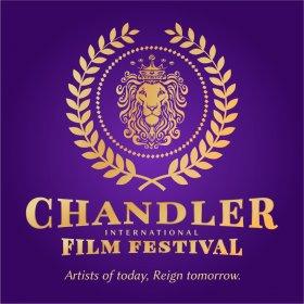Logo of Chandler International Film Festival
