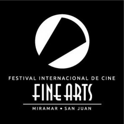 Logo of Fine Arts International Film Fest