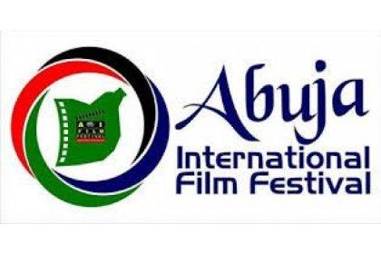 Logo of Abuja International Film Festival
