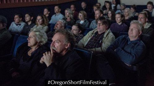 Photo of Oregon Short Film Festival