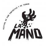 Logo of La Mano, Festival Internacional de Cine Fantástico y de Terror de Alcobendas