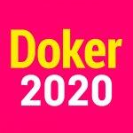 Logo of Moscow International Documentary Film Festival DOKer