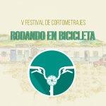 Logo of Festival de Cortometrajes Rodando en Bicicleta