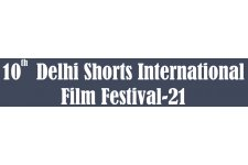 Logo of 8th Delhi Shorts International Film Festival-19
