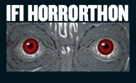 Logo of IFI Horrorthon