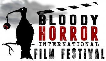 Logo of Bloody Horror International Film Festival