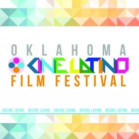 Logo of Oklahoma Cine Latino Film Festival
