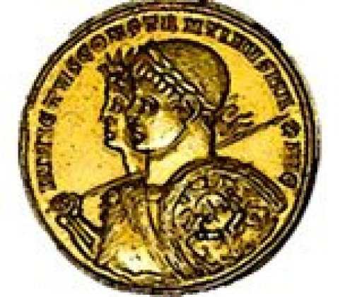 Logo of Constantine´s Gold Coin Animation Film Festival
