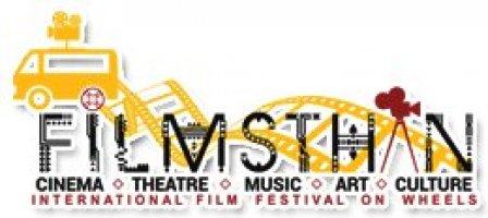 Logo of Filmsthan International Film Festival On Wheels
