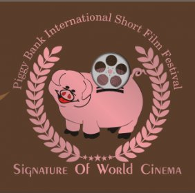 Logo of Piggy Bank International Short Film Festival