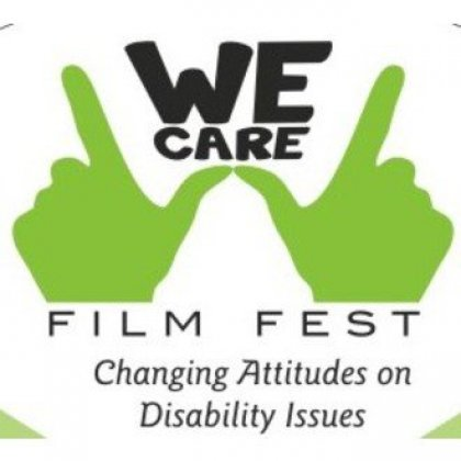 Logo of WE CARE FILM FEST