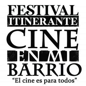 Logo of Festival Itinerate Cine en mi barrio