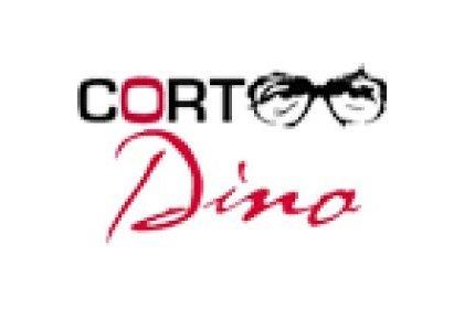 Logo of CortoDino International Festival Film Dino De Laurentiis