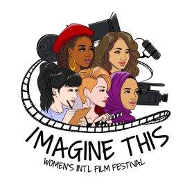 Logo of Imagine This - Women International Film Festival