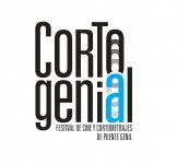 Logo of CortogeniAl - festival de cortometrajes de Puente Genil