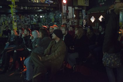 Photo of Grindhouse Planet Film Festival