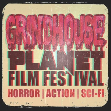 Logo of Grindhouse Planet Film Festival