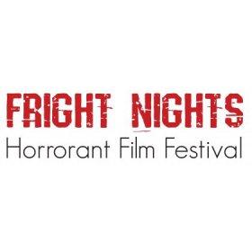 Logo of Horrorant Film Festival FRIGHT NIGHTS