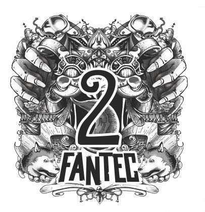 Logo of FANTEC International Fantasy and Horror Film Festival