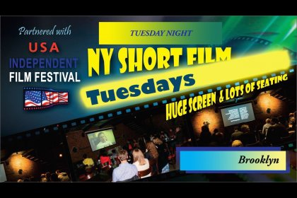 Logo of New York Short Film Tuesdays