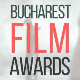 Logo of Bucharest Film Awards