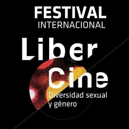 Logo of International Film Festival on Sexual Diversity and Gender, LIBERCINE