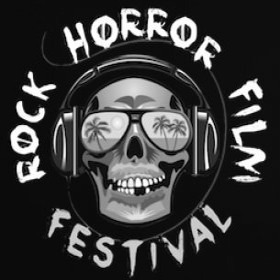 Logo of Rock Horror Film Festival