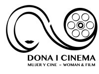Logo of Festival Internacional Dona i Cinema - Mujer y Cine - Woman & Film