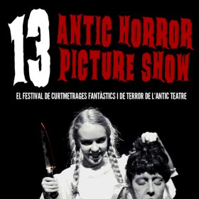 Logo of Antic Horror Picture Show Festival