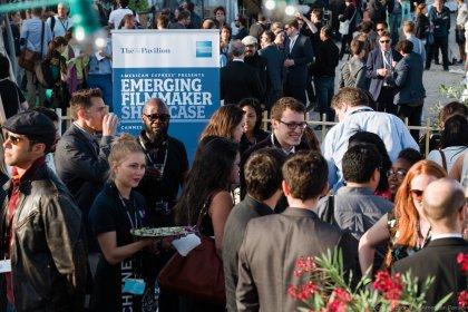 Photo of American Pavilion Emerging Filmmaker Showcase