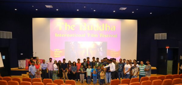 Photo of The Buddha International Film Festival