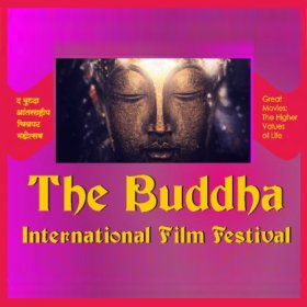 Logo of The Buddha International Film Festival