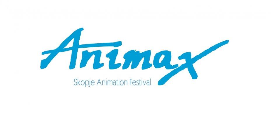 Logo of Animax Skopje Fest