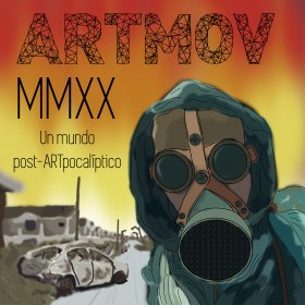 Logo of ArtMov Festival